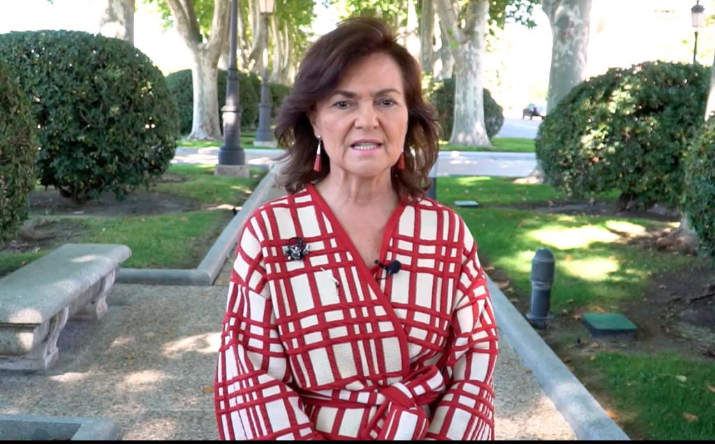 MENSAJE DE AGRADECIMIENTO. EMBAJADORA DE HONOR IV DISOÑAMOS 2018